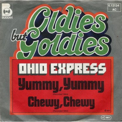 "7"" Ohio Express ‎– Yummy,..."
