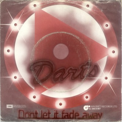 "7"" The Darts --- Don't Let..."