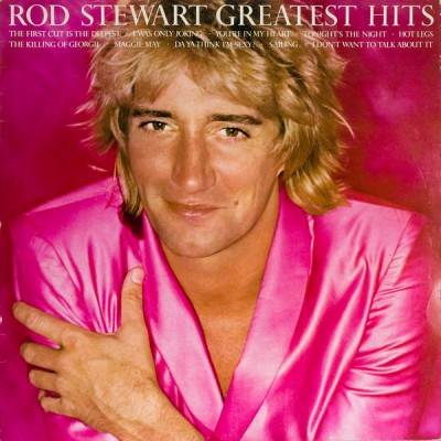 Rod Stewart --- Greatest Hits