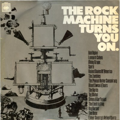 The Rock Machine Turns You On
