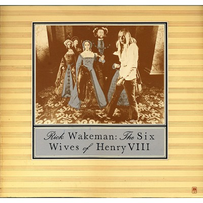 Rick Wakeman --- The Six...