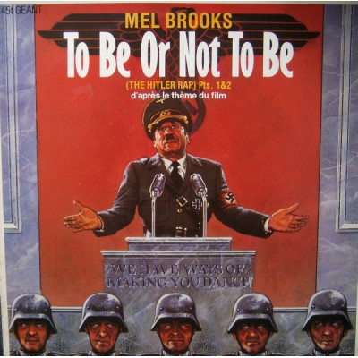 """12"""" Mel Brooks --- To Be Or..."""