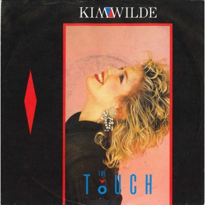 "7"" Kim Wilde --- The Touch"
