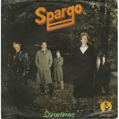 """7"""" Spargo --- Sometimes"""