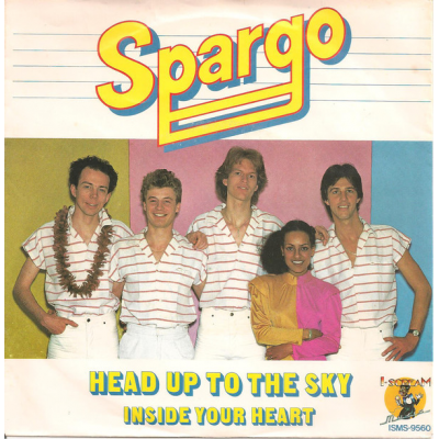 "7"" Spargo --- Head Up To..."