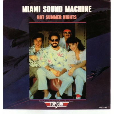 "12"" Miami Sound Machine ---..."