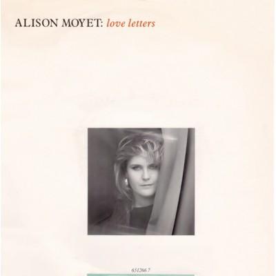 """12""""  Alison Moyet --- Love..."""