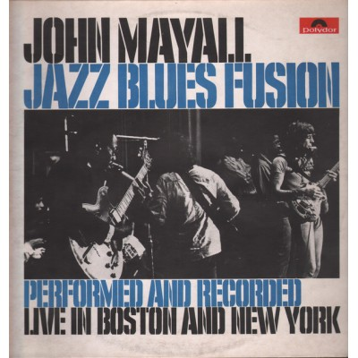 John Mayall --- Jazz Blues...