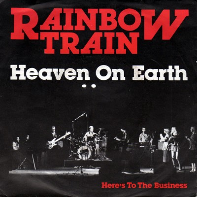 "7"" Rainbow Train – Heaven..."