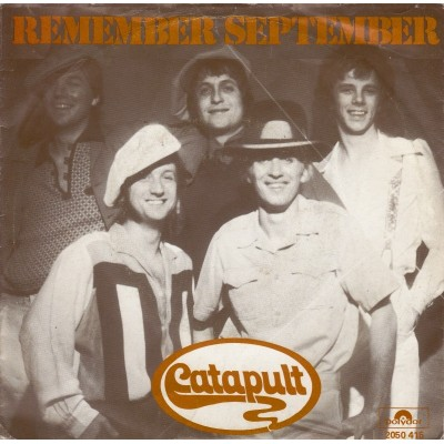 "7"" Catapult --- Remember..."