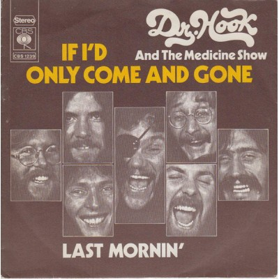 "7"" Dr. Hook & The Medicine..."