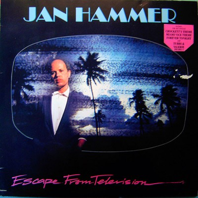 Jan Hammer --- Escape From...