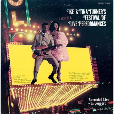 Ike & Tina Turner --- Ike &...
