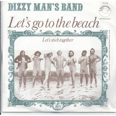 "7"" Dizzy Man's Band ---..."
