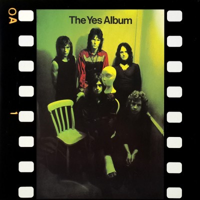 Yes --- The Yes Album