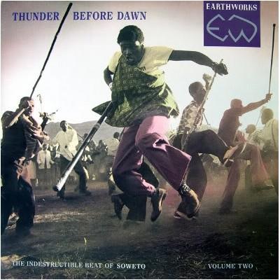Various --- Thunder Before...