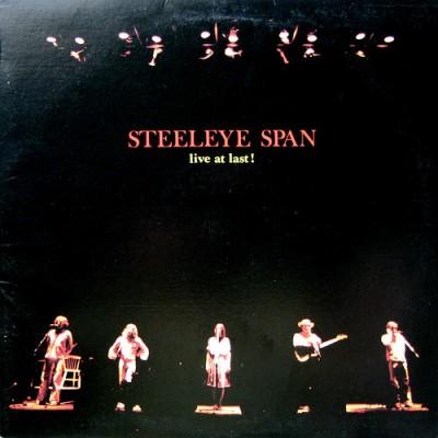 Steeleye Span --- Live At...