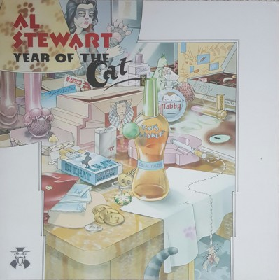 Al Stewart --- Year Of The Cat