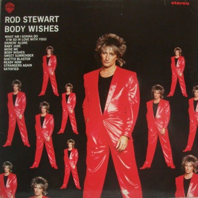 Rod Stewart --- Body Wishes