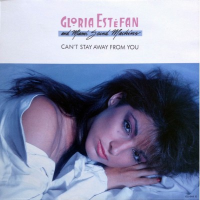 "12"" Gloria Estefan And The..."