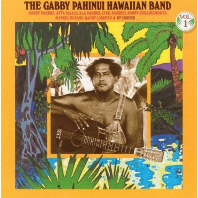The Gabby Pahinui Hawaiian...