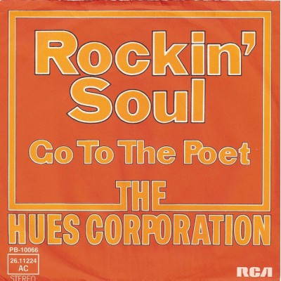 "7"" The Hues Corporation ---..."