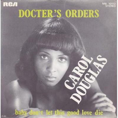 """7"""" Carol Douglas ---..."""