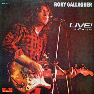 Rory Gallagher --- Live In...