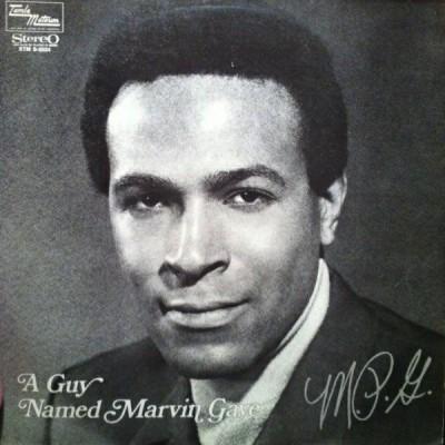 Marvin Gaye --- A Guy Named...