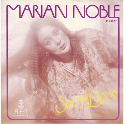 "7"" Marian Noble --- Secret..."