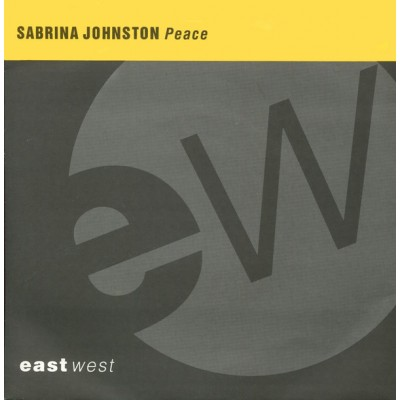 "7"" Sabrina Johnston --- Peace"