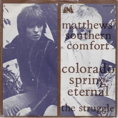 """7"""" Matthews' Southern..."""