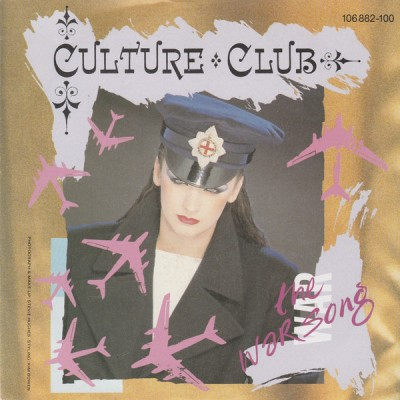 "7"" Culture Club --- The War..."