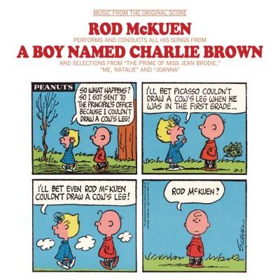 Rod McKuen --- A Boy Named...