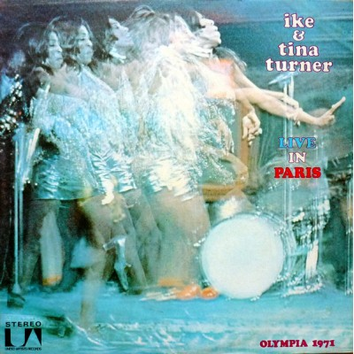 Ike & Tina Turner --- Live...