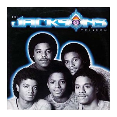The Jacksons --- Triumph