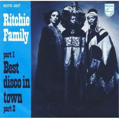 "7"" The Ritchie Family ---..."
