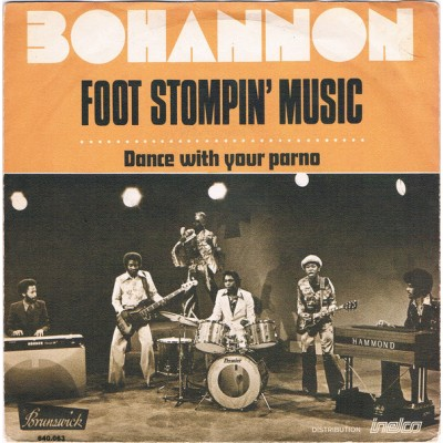 "7"" Bohannon --- Foot..."