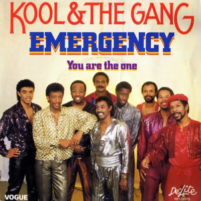 "7"" Kool & The Gang ---..."
