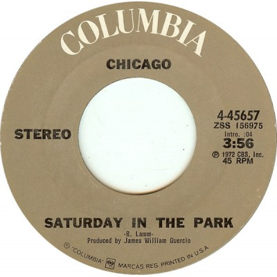 "7"" Chicago --- Saturday In..."
