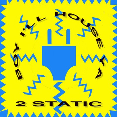 """7"""" 2 Static --- Boy I'll..."""