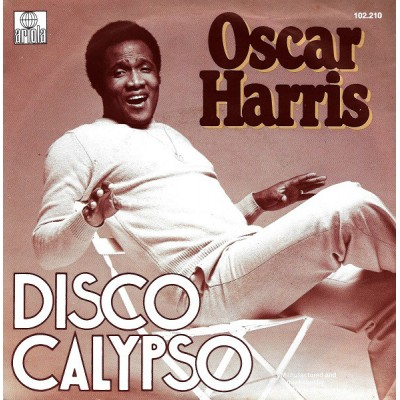 "7"" Oscar Harris --- Disco..."