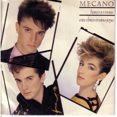 """7"""" Mecano --- Barco A Venus"""