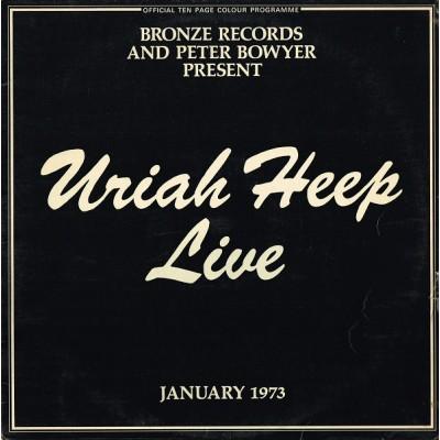 Uriah Heep --- Live