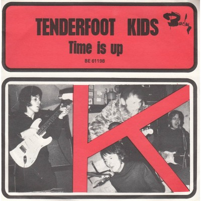 "7"" Tenderfoot Kids --- Time..."