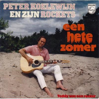 """7"""" Peter Koelewijn En Zijn..."""