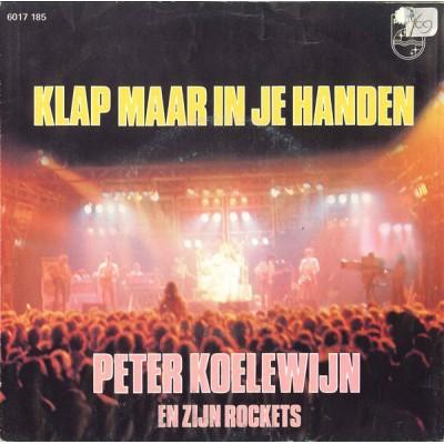 """7"""" Peter Koelewijn & Zijn..."""