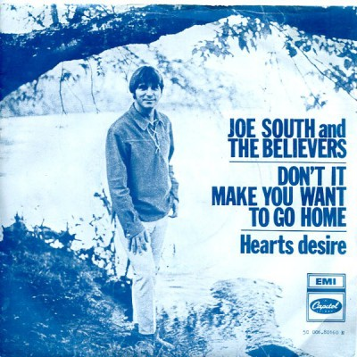 "7"" Joe South And The..."