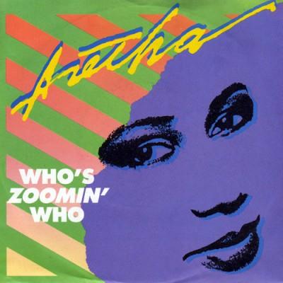 """7"""" Aretha Franklin ---..."""