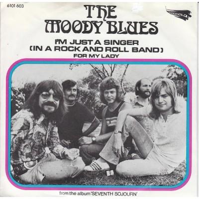 "7"" The Moody Blues --- I'm..."